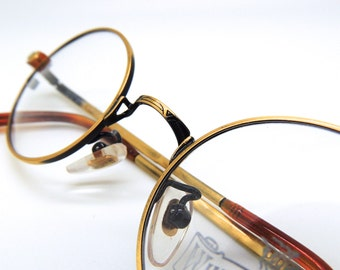 Winchester Italian Old Style 7A  Glasses Frames With Arm Detail Prescription Glasses