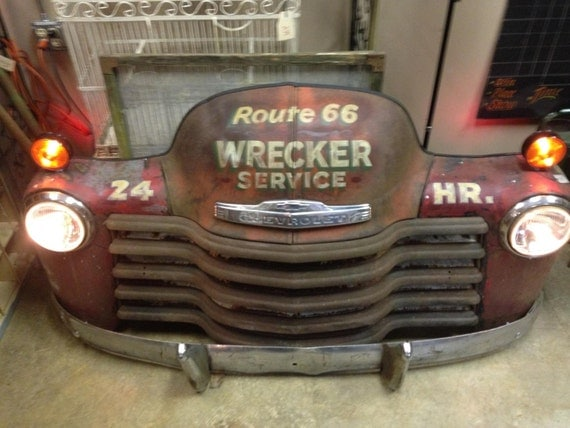 47 54 Chevy Amp Gmc Truck Front Clip Wall Hangers