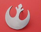 Star Wars Rebel Insignia Tie Tack or Pin