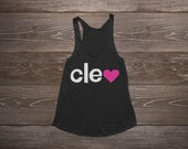 Women's Tank Top - Cleveland Love