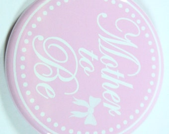 Baby shower name tags, baby shower decoration, baby shower place cards, mother to be