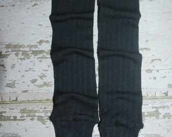 black, grey, baby leg warmers, ribbed, leggings, babylegs, girl leggings, boy leg warmers, knee pads, boot socks, crawler covers