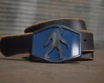 SASQUATCH belt buckle