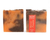 Harvest Pumpkin Shea butter soap - Limited Edition, Holiday Soap, Pumpkin Soap