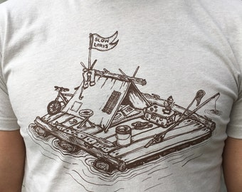 The Raft tee