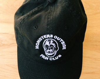 Monsters Outside Fan Club Dad Hat