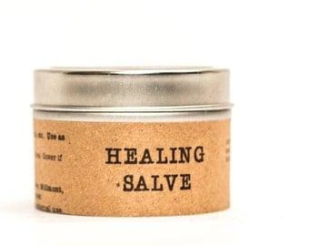 Healing Salve  All Natural - 2 ounce