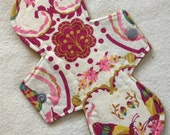 "8"" LIGHT Absorbency Reusable Cloth Menstrual Pad"