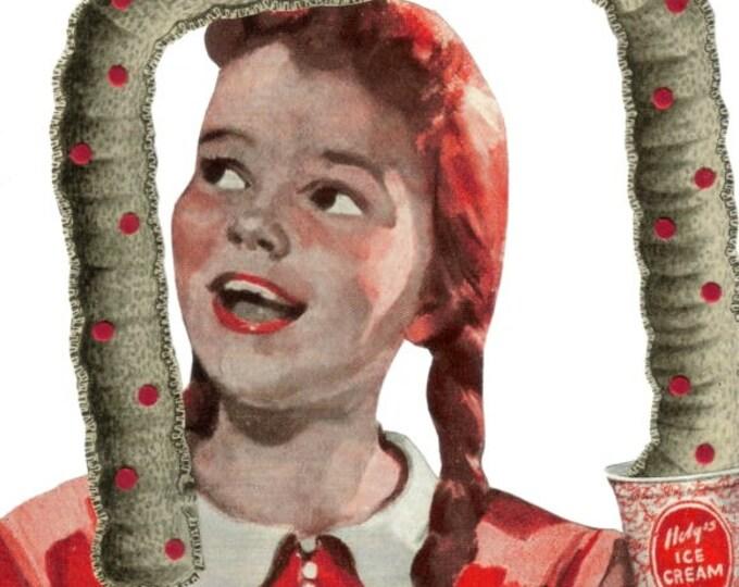 Weird Art Collage, Strange Unusual Artwork