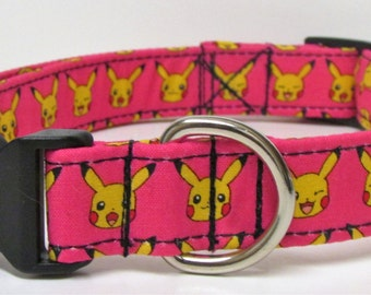 Pokemon dog collars | Etsy - photo#39