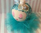 Hans Christian Andersen Little Mermaid Inspired Betsy Ornament