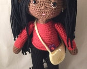 Best Friends Collection... Crochet Doll