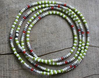 colorblock necklace