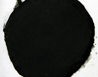 Deep BLACK 1 Pound Mosaic Tile Grout Sanded Polymer Fortified for Home Projects - Just Add Water