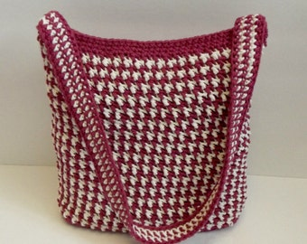 Alternating Bag ~ Crochet Pattern