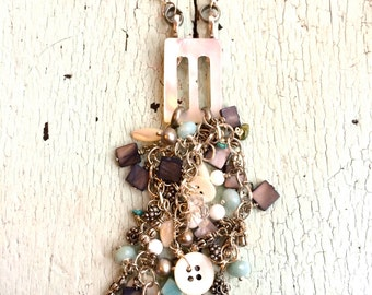 Long Ocean Necklace
