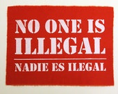 no one is illegal patch