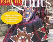 Best of Fons and Porter Favorite Quilts Projects Patterns Quilters Book Instructions  Gifts Gift Giving Xmas Patchwork Strip Piecing