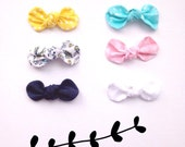 CLEARANCE - KNOT BOWS Spring