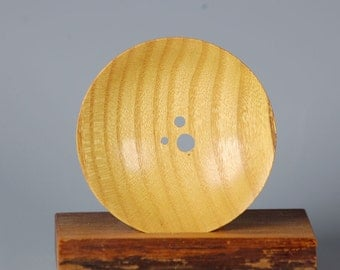 Diz - three hole - Osage Orange