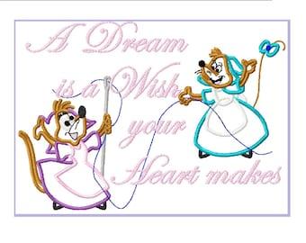 Princess Custom Boutique Cinderella Pillow
