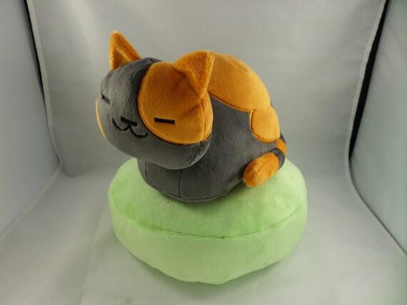 Custom Neko Atsume Bandit Plush