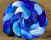 Superwash English Wool Blend - Jumbo Braid: Waves