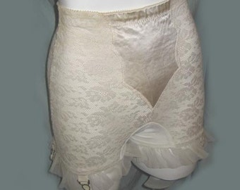 Vintage 1940's Benette Pantie Girdle with Garters