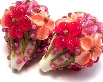 Impatients Floral Ivory Drops