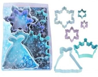 Snow Queen 6 Piece set