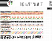 Good Things Are Going To Happen Washi Tape Set (7 rolls) Me & My Big Ideas® Create 365 Happy Planner Washi Tape Good Things (WTT-07)