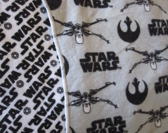 Burp Cloth, Star Wars, set of 2 , Star wars baby gift
