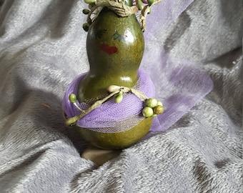 Goddess gourd
