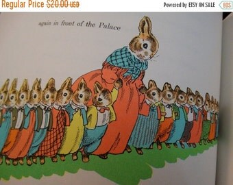 Valentines Day Sale 1976 The Country Bunny and the Little Gold Shoes (Sandpiper Books) Soft Cover, Du Bose Heyward, and Marjorie Hack