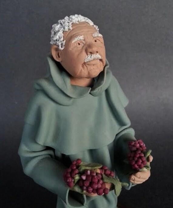 Saint Morand, Patron Saint of Wine Makers