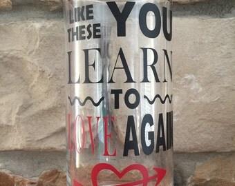 Times Like These Foo Fighter Lyrics glass vase