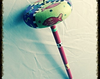 Collectible Lollipop Spindle