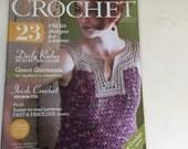 Interweave Crochet Magazine,Fashion, Toy Patterns, Women, Children