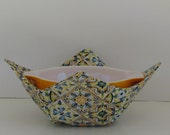 Large Microwave Bowl, Fabric Bowl, Cream Tiles, Food Warming, Serving Bowls, Microwave Cooking, Bridal Gift