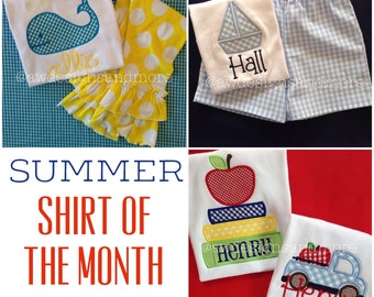 Shirt of the Month Club (3 months)