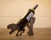 Wine-O-Saur Wooden Dinosaur Wine Rack Tyrannosaurus Rex