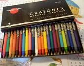 prang crayonex drawing crayons