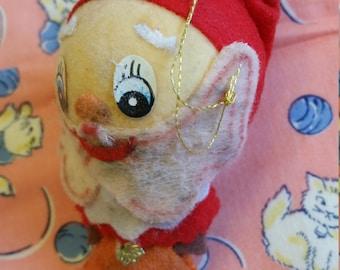 Old gnome ornament