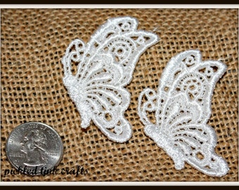 Venise Applique Butterflies