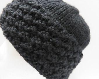 Knitted Women's Watch Cap