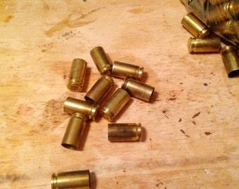 1200 9mm bullet brass shell casings for reloading or crafts.