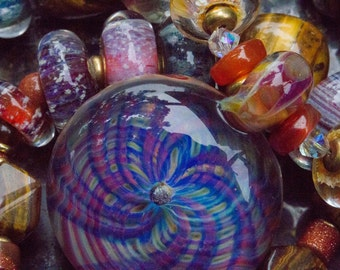 Cremation Glass Jewelry - Make Pet Ashes into Heirlooms