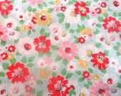 Cath Kidston Haberdashery Cotton Fabric Bright Pop FQ