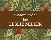 Miller family CUSTOM family portrait and Christmas surprise