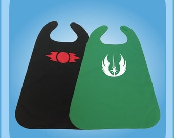Star Wars Jedi Order and Sith Order Reversible Superhero Cape Costume